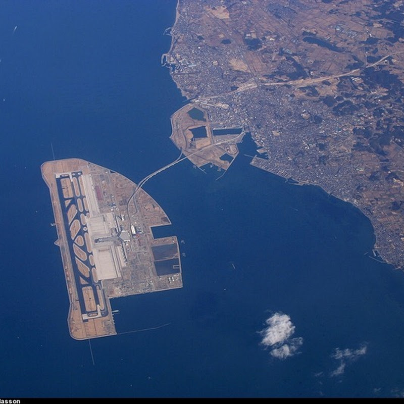 Strange Airport#2: Kansai International, Japan