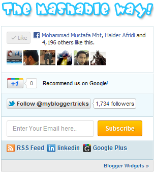 mashable sharing widget