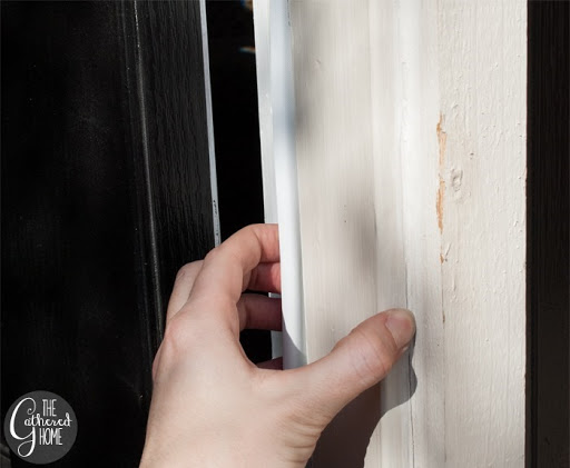 Installing Kerf-Fit Door Set & Mind The Gap: Weatherproofing Doors u0026 Windows - The Gathered Home