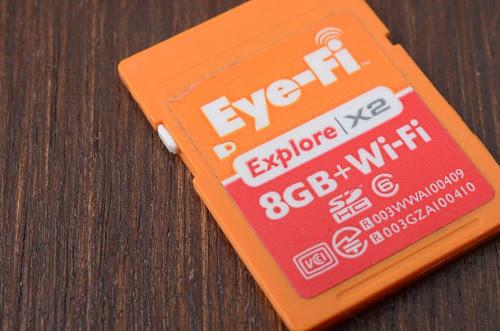 Eye-Fi Explore X2