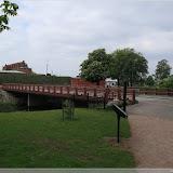 Malmö - Slottsparken, Blick zum Malmöhus