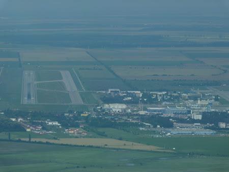 Bucharest Airport Approach