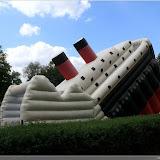 "Kinderrutsche ""Titanic"""