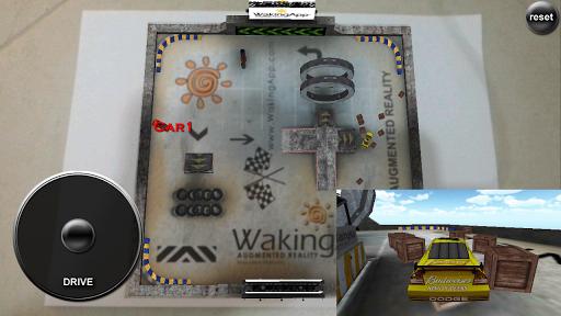 WakingApp ARCars