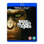 DVD - Rise of the Planet Of The Apes