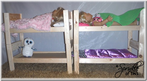 American Girl Used Furniture