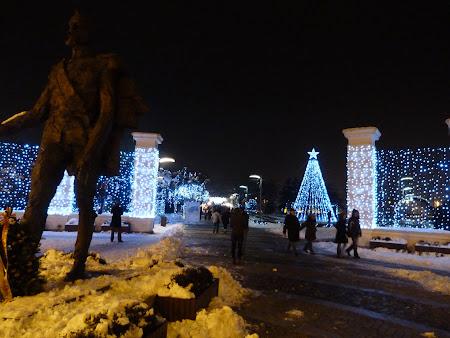 Parcul Cuza fost IOR in Bucuresti