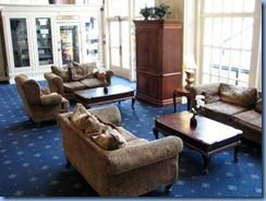 1281 Lanham, Maryland  - Best Western Capital Beltway lobby