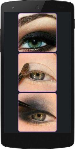 眼妆很简单的指南