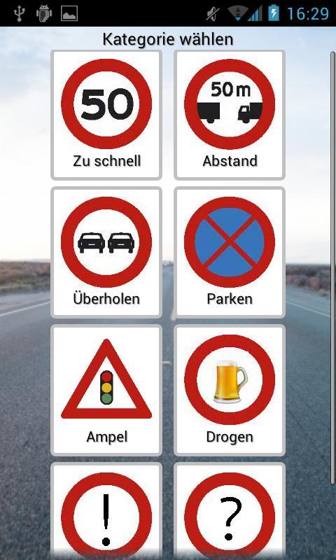 VerkehrsSünder - screenshot