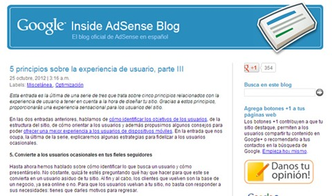 Inside Googel Adsense