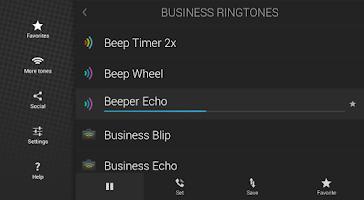 Screenshot of Office Phone Ringtones HD