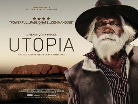 Utopia A Film by John Pilger poster