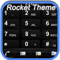 RocketDial HTC Sense Theme 2.0