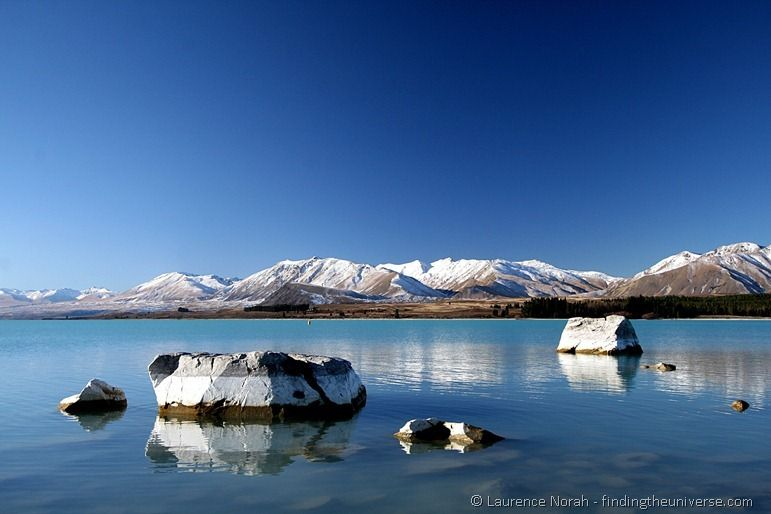 Lake Tekapo Reflections