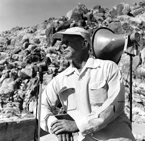 George Van Tassel at Giant Rock