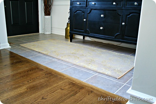 carpet remnant into rug