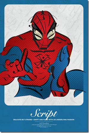 typo spiderman
