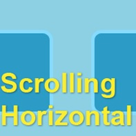scroll-horizontal
