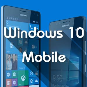 Người dùng Windows 10 Mobie Fast ring có cập nhật