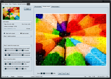 Free Photo Mosaic Maker Software