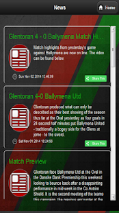 Glentoran- screenshot thumbnail