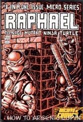 P00004 - TMNT RAFAEL P #4