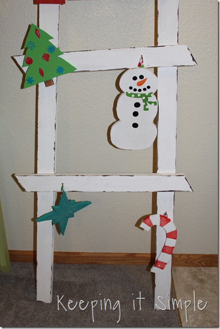 Christmas ladder (27)