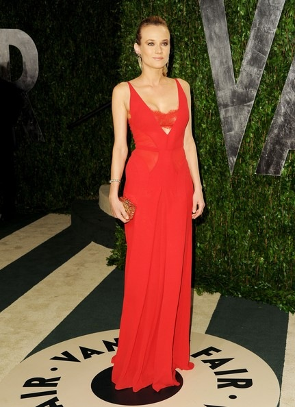 Diane Kruger 2012 Vanity Fair Oscar Party