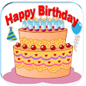 Happy Birthday SMS and cards icon