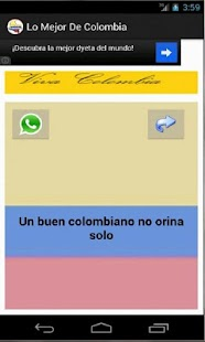 Frases De Colombia - screenshot thumbnail