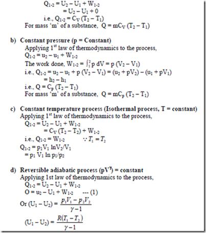Problems on Thermodynamics part1 | hvac machinery