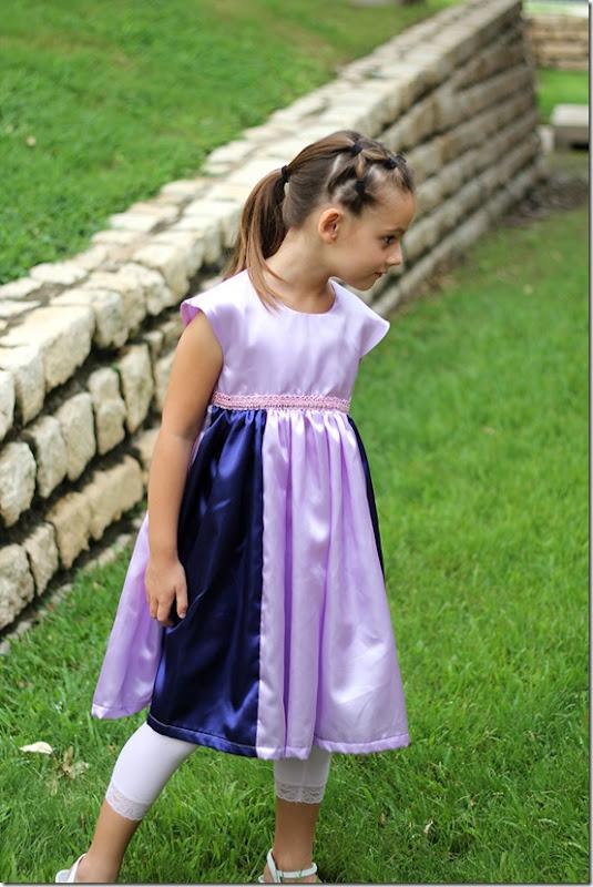 Purple Princess Dresses