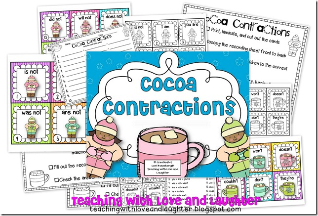 Cocoa Contractions Game preview