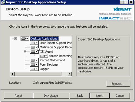 About Roy: Verint Screen recording integration with XenApp