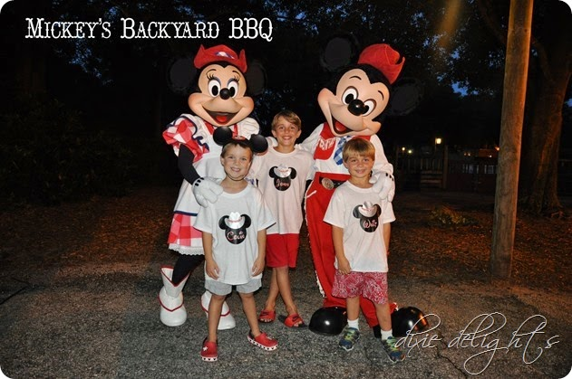 Backyard Baby Back Ribs mickey's backyard bbq – dixie delights