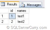 sql-proc-multiple