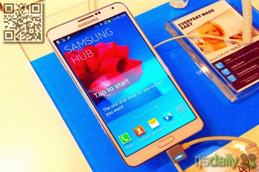 Samsung Galaxy Note 3 Launch Philippines
