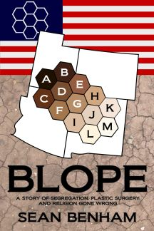 Cover of the novel Blope by Sean Benham