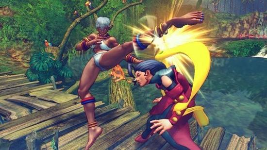 Ultra Street Fighter IV Full