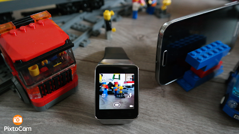 PixtoCam for Android Wear Screenshot 3