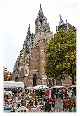 Geocoinfest Europe 2014 Ulm - Das Ulmer Münster