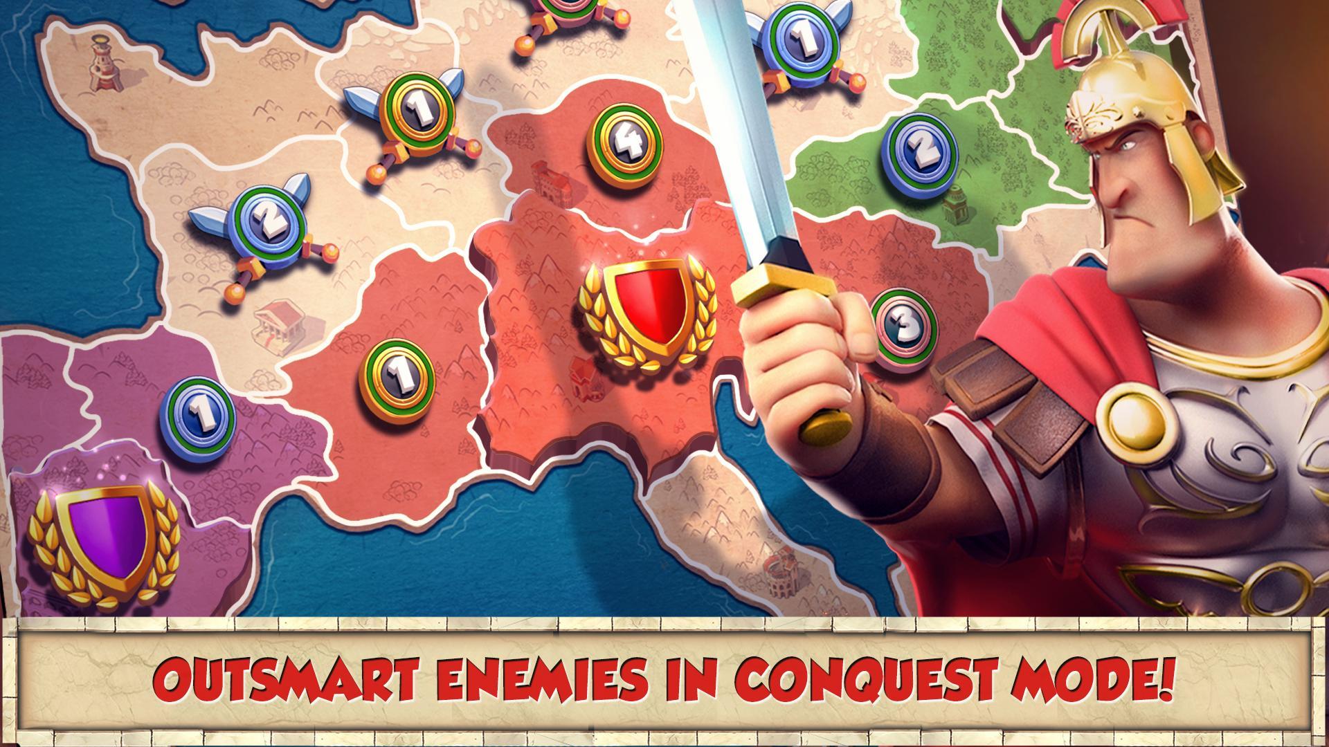 Total Conquest screenshot #4