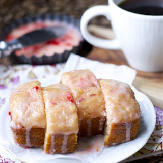 Strawberry Lemonade Bread