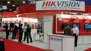 showroom camera an ninh hikvision