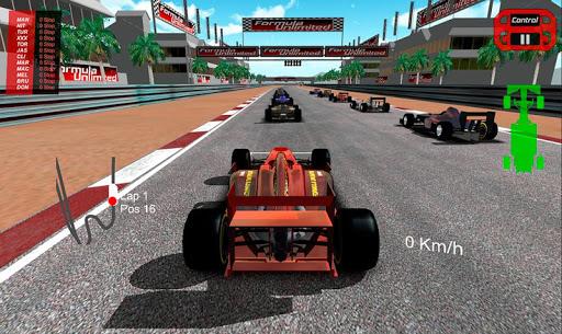 لعبة Formula Unlimited 2014 v1.2.12 لجوالات الاندرويد
