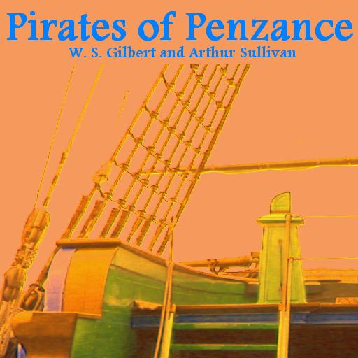MusicAlbum-Pirates of Penzance