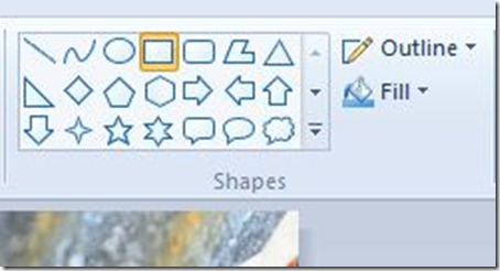 Creating a Pinterest Graphic in Paint, step 2