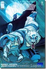 P00005 - The Astounding Wolf-Man #5