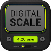 Digital Scale - simulator app